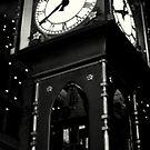 gastown clock by Savannah Regier