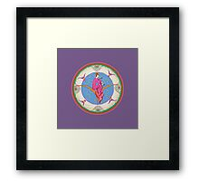On Wings of Sound Framed Print
