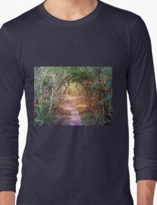 Enchanted Walkway Long Sleeve T-Shirt