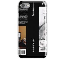 Touched Reality (book-cover) iPhone Case/Skin