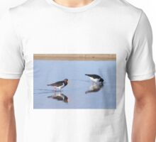 ~ Pied Oyster Catchers ~ Unisex T-Shirt