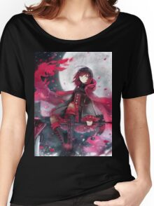 Ruby Rose Women's Relaxed Fit T-Shirt