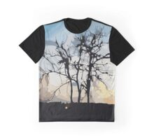 Sunset in Brazil Graphic T-Shirt