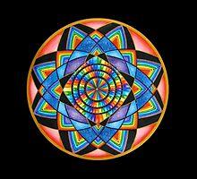 Mayan Stargate by JoellenLily