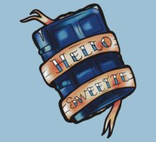 Hello Sweetie 2.0 by Monica Lara