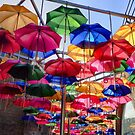 Umbrella Party by Ludwig Wagner