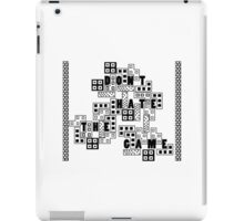 don't hate the game iPad Case/Skin