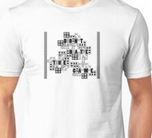 don't hate the game Unisex T-Shirt