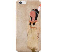 Peter Pan inspired design (Tigerlily). iPhone Case/Skin