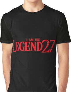 TheLegend27 Graphic T-Shirt