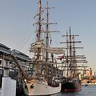Tall Ships @ Darling Harbour, Sydney, Australia 2013. by muz2142