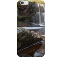 East Gill Waterfall  iPhone Case/Skin