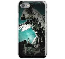 the last Guardian iPhone Case/Skin