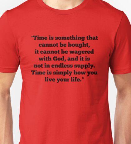 Craig Sager - Quote Unisex T-Shirt