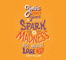 Spark of Madness Unisex T-Shirt