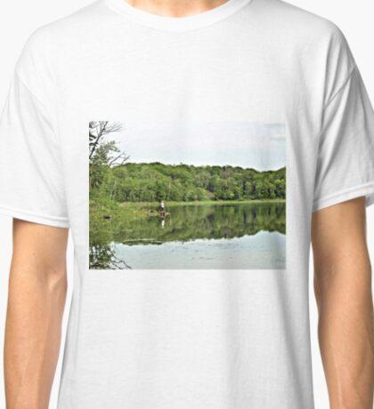 Reflections At Lebanon Hills Park Classic T-Shirt