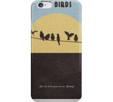 The Birds iPhone Case/Skin