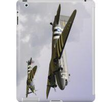 D Day Escort - Dunsfold 2014 iPad Case/Skin