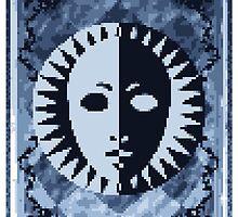 16 Bit Persona Tarot by Dillon Finley