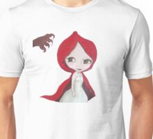 My Sweet Big Bad Wolf- Red Riding Hood Unisex T-Shirt