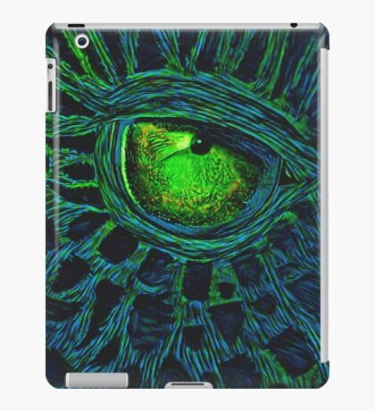The Eye of the Spirit iPad Case/Skin
