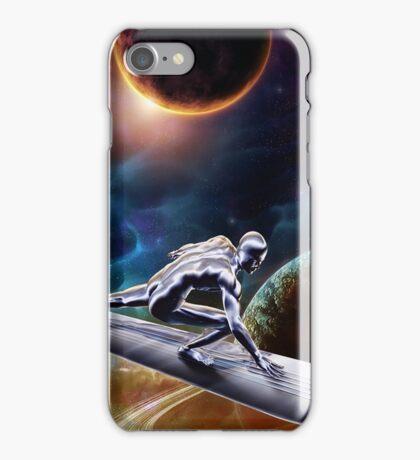 Sliver Surfer iPhone Case/Skin