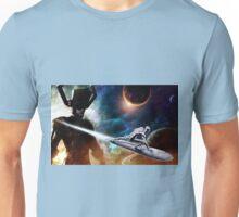 Sliver Surfer Unisex T-Shirt
