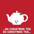 Christmas Character Building - Oh Christmas Tea by SevenHundred