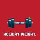 Christmas Character Building - Holiday Weight. by SevenHundred