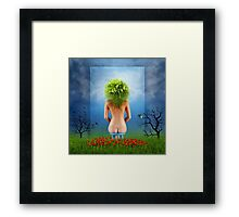 It`s a New Day Today Framed Print