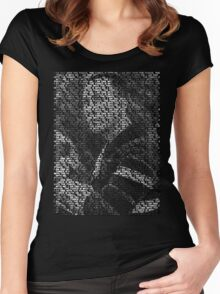 Star Wars Rogue One Chirrut Imwe T-Shirt Women's Fitted Scoop T-Shirt