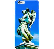 Roman Angel Statue iPhone Case/Skin