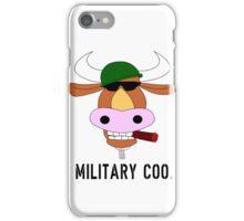 Military Coo iPhone Case/Skin