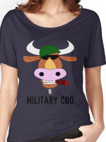 Military Coo Women's Relaxed Fit T-Shirt