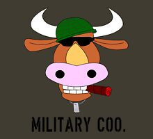 Military Coo Unisex T-Shirt