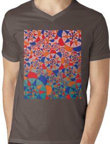 flower 6 Mens V-Neck T-Shirt