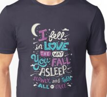 Fell in Love Unisex T-Shirt