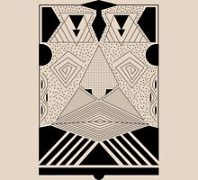 Geometric Maori Unisex T-Shirt