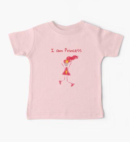 I am Princess Baby Tee