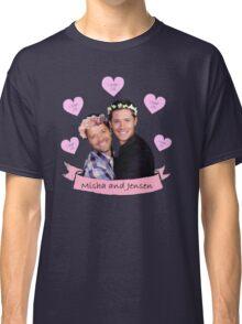 Misha and Jensen Classic T-Shirt