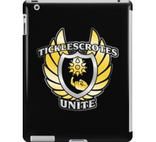 Markipliers Ticklescrote Army! iPad Case/Skin