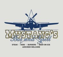 Mustang's Bar and Grill by Siegeworks .