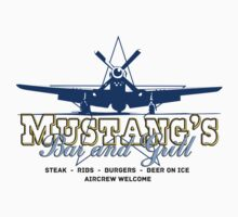 Mustang's Bar and Grill Kids Clothes