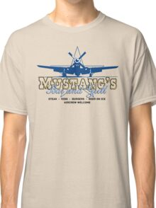 Mustang's Bar and Grill Classic T-Shirt
