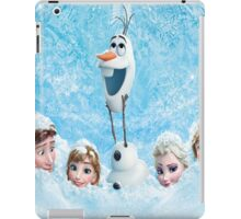 Disneys Frozen iPad Case/Skin