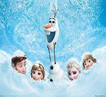 Disneys Frozen by elefant