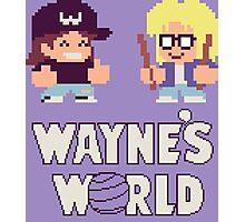 Waynes World TAITO Photographic Print