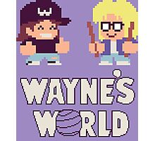 Waynes World TAITO Photographic Print