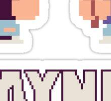 Waynes World TAITO Sticker