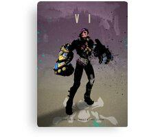 Legends of Gaming - VI Canvas Print